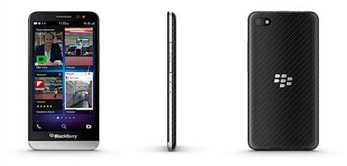 BlackBerry Z30 – последняя надежда канадцев?