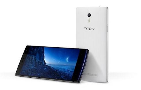 Oppo представила свой новый флагман Find 7