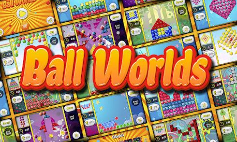 BallWorlds – строим свой круглый мир
