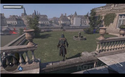 Опубликованы первые скриншоты Assassin's Creed Unity