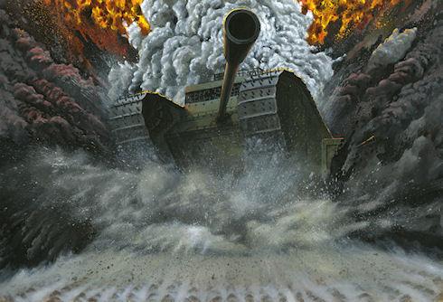 Steam Squad — российский тактический проект на Kickstarter