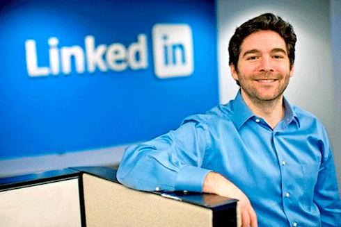 Лучшем руководителем признан глава LinkedIn Джефф Вайнер