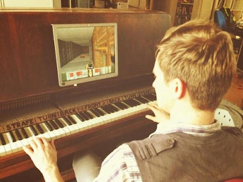 Doom на пианино – невозможное возможно!