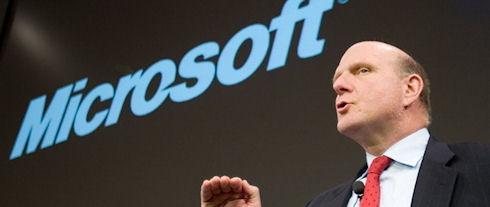 Стив Балмер признал себя виновным в провале мобильной стратегии Microsoft