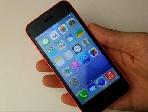 GooPhone i5C – Apple iPhone 5C в китайском исполнении
