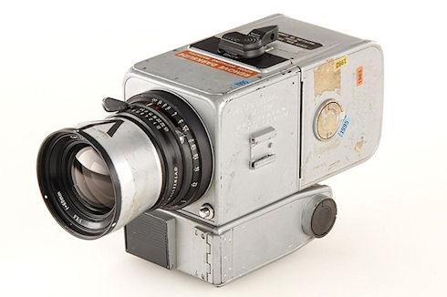 «Лунная» камера Hasselblad 500 продана за 660 тыс. евро
