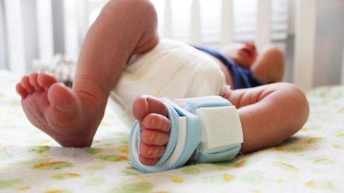 Owlet – биометрический гаджет для младенцев