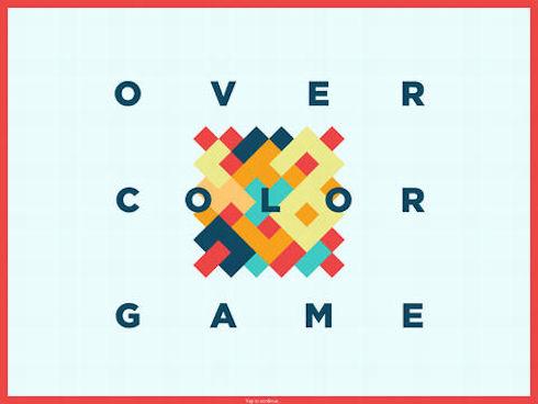 Головоломка Overcolor для взрослых и детей