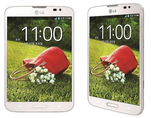 LG показала смартфон Vu с соотношением сторон 4:3
