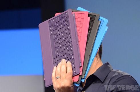 Microsoft показала Surface 2 и Surface Pro 2 – продажи запланированы на октябрь