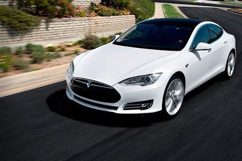 Tesla Motors готовит к выпуску электрокар с запасом хода 650 км