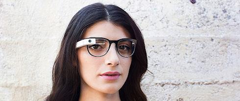 Luxottica выпустит эксклюзивные оправы для Google Glass