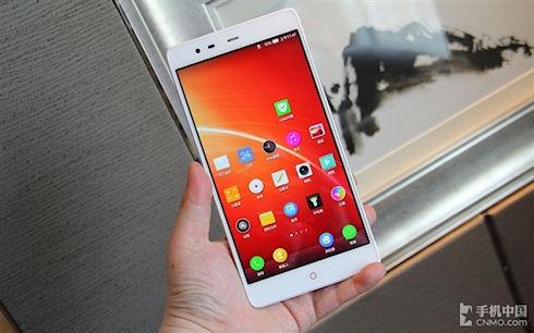 ZTE Nubia X6 – мощный китайский фаблет с дисплеем 6,44 дюйма