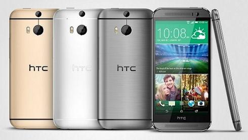 HTC представила три версии обновленного флагмана One
