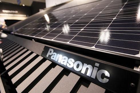 Panasoniс проведет испытания модульной солнечной электростанции
