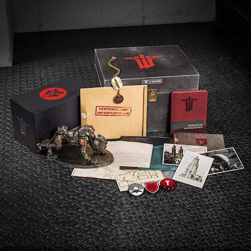 Bethesda выпустит специальное «неиграбельное» издание Wolfenstein: The New Order