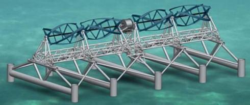 Запущена первая коммерческая приливная электростанция в США