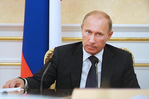 Президент Путин призвал усилить борьбу с «пиратами»