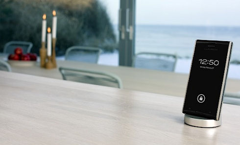 Lumigon T2 HD – датский смартфон с акустикой от ICEpower