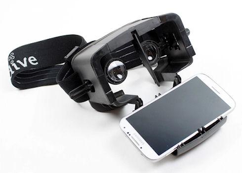 Durvois Dive – виртуальная реальность для смартфонов