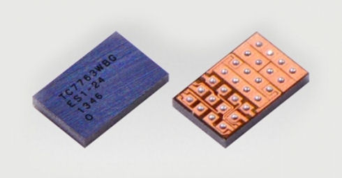 Toshiba TC7763WBG – чип беспроводной зарядки повышенной мощности