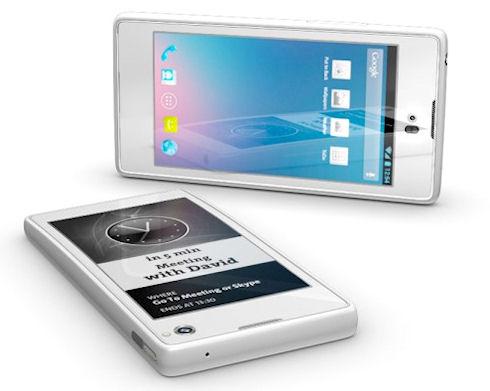 Yota Devices принимает предзаказы на YotaPhone «в белом»