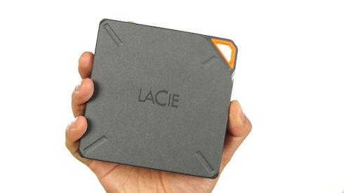 LaCie выпустила 2-террабайтную модель беспроводного винчестера Fuel