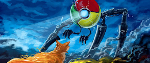 Браузер Chrome второй в рейтинге самых популярных браузеров