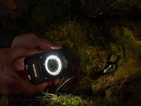 Камеры SH-1 и Stylus TG-3 – эффектные новинки от Olympus
