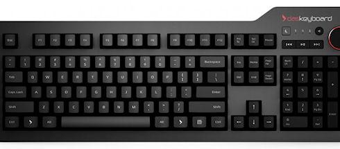Das Keyboard 4 – новая модель механической клавиатуры