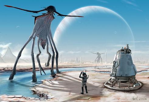 Ученые рассчитывают найти внеземную жизнь в XXI веке
