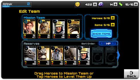 Star Wars: Assault Team – фанатам «Звездных войн» посвящается