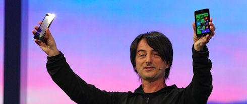Microsoft объявила о начале обновлений для настольной и мобильной Windows 8