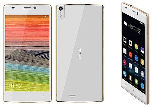 Gionee ELIFE S5.5 – индийский «самый тонкий в мире смартфон»