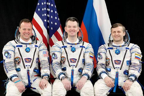 NASA приказано прекратить контакты Роскосмосом