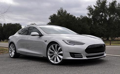 Автомобили Tesla оснастят титановой защитой