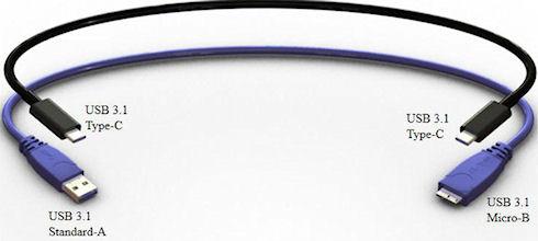 Intel продемонстрировала преимущества коннекторов USB Type-C