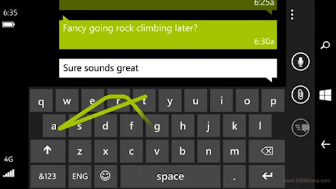 Клавиатура Word Flow установила рекорд скорости набора текста на смартфоне