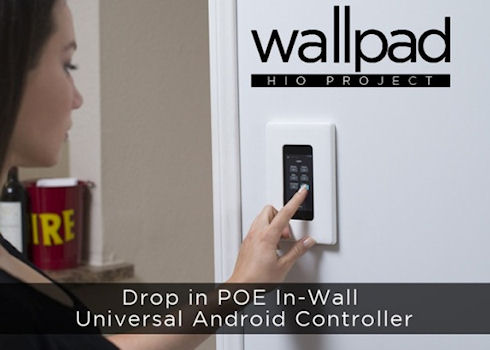 HIO Wallpad – Android-система для реализации концепции «умный» дом