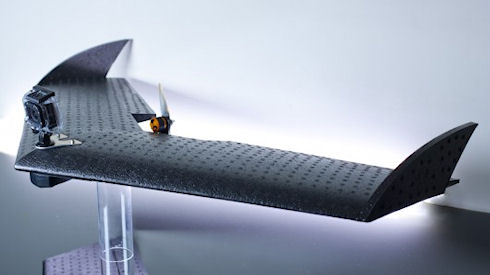 LA100 Version 2 – продвинутый беспилотный разведчик