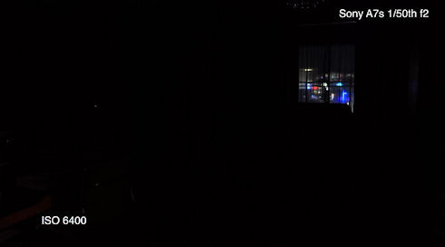 Sony Alpha A7s способна различать цвета при съемке в темноте