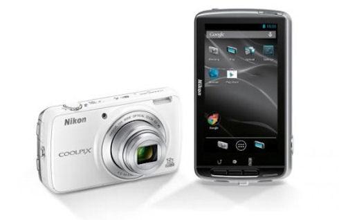Nikon Coolpix S810c – многофункциональная камера под управлением Android