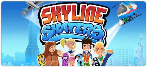Skyline Skaters – идеальный раннер для скейтеров