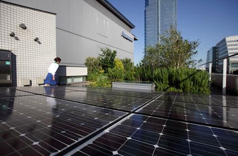 Panasoniс создала солнечные панели с рекордным КПД