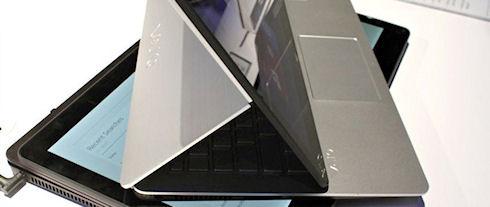 Sony предупредила об опасности перегрева аккумуляторов трансформера Vaio Fit 11A