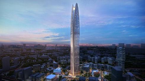Индонезийский небоскреб получит автономную электрическую систему
