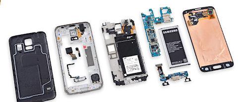 Стоимость Samsung Galaxy S5 оценили в 256 долларов