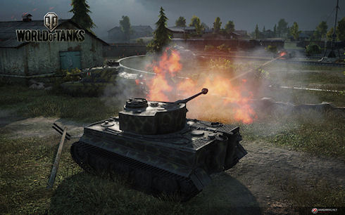 Обновление «9.0. Новый рубеж» для World of Tanks