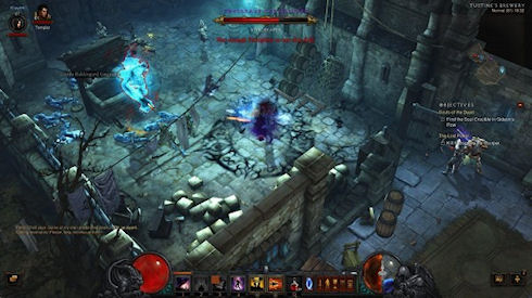 «Diablo 3: Reaper of Souls» в России за 899 рублей