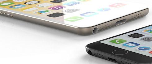 Аккумулятор iPhone 6 получит емкость 1700 мАч?